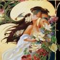 A Romantic Couple, ART PUZZLE 1000 pc puzzle