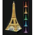 Eiffel Tower - Night edition, Ravensburger 3D puzzle