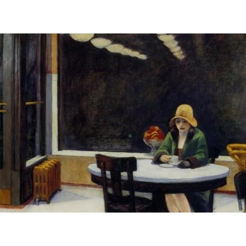 Automata Kávé - E. Hopper, Educa Puzzle 500 db