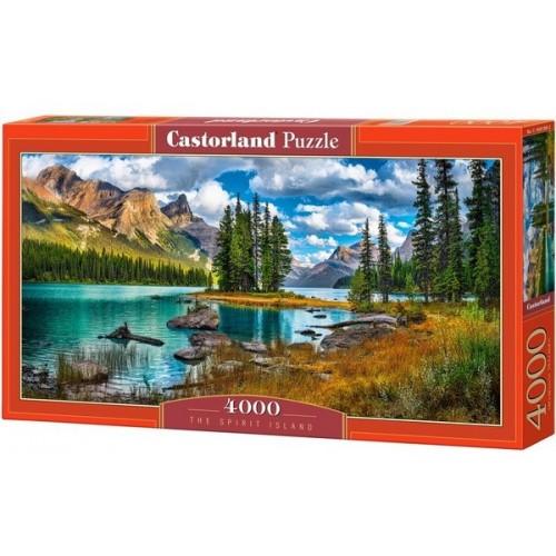 Szellem sziget, Castorland Puzzle kirakó 4000 db