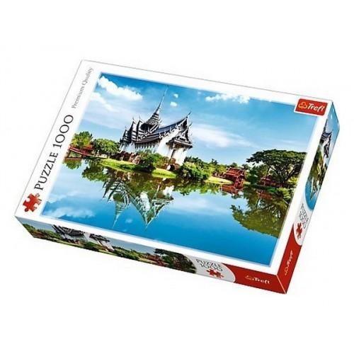 Sanphet Prasat palota - 1000 darabos Trefl puzzle
