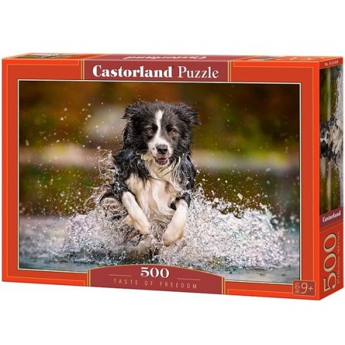 Taste of Freedom, Castorland Puzzle 500 pcs