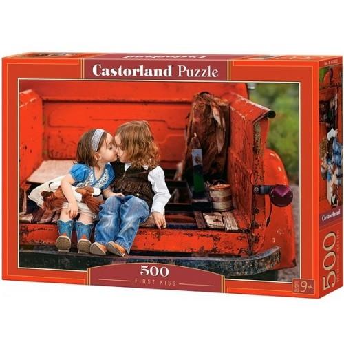 Első csók, 500 darabos Castorland puzzle