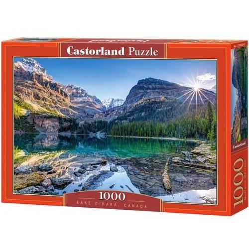 Lake O'Hara - Canada, Castorland Puzzle 1000 pc