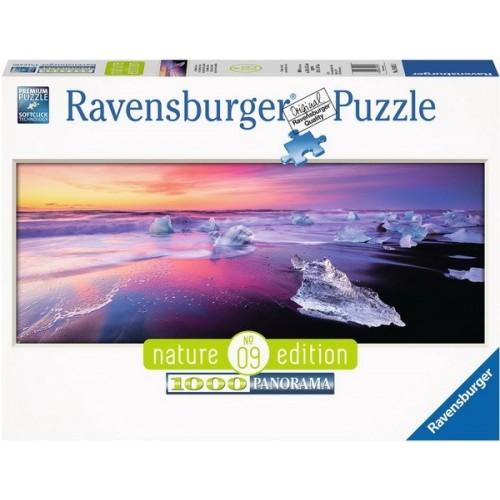 Jökulsárlón - Iceland, Ravensburger Puzzle 1000 pc