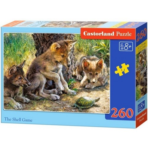 The Shell Game, Castorland Midi Puzzle 260pc