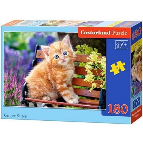 Cica a padon, Castorland puzzle 180db