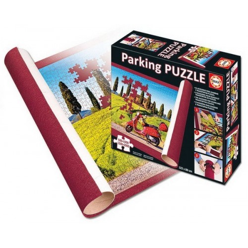 Parking Puzzle, Educa 500-2000 pcs