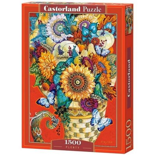 Bőségszaru - David Galchutt, 1500 darabos Castorland puzzle
