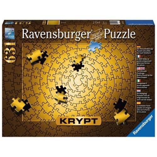 Ravensburger Krypt Puzzle - Arany, 631 darabos kirakó