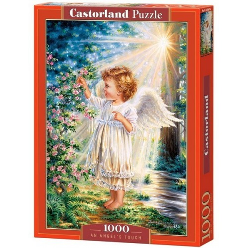 An Angel's Touch, Castorland Puzzle 1000 pc