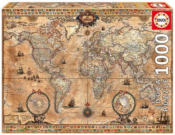 Antik világtérkép f5bcfe6d4f