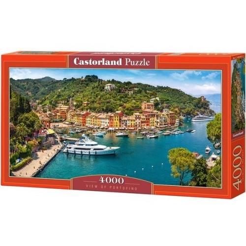 Portofino, Castorland Puzzle 4000 pc