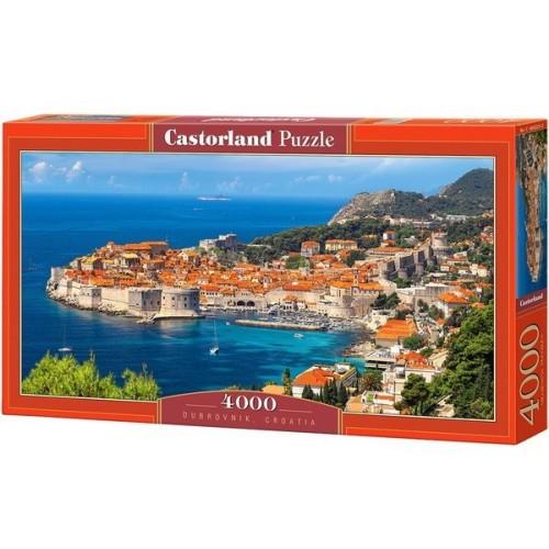 Dubrovnik - Croatia, Castorland Puzzle 4000 pc