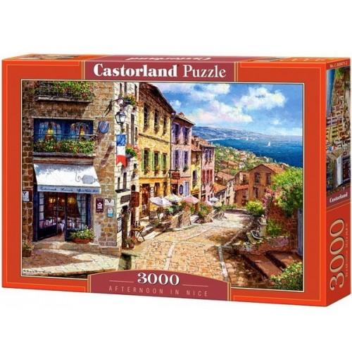 Délután Nizzában, 3000 darabos Castorland puzzle