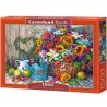 Frissen a kertből, 1500 darabos Castorland puzzle