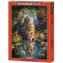 Farkas a forrásnál, 1500 darabos Castorland puzzle
