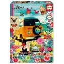 Bon Voyage, Educa jigsaw puzzle 1000 pc