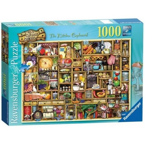 The Kitchen Cupboard - Colin Thompson, Ravensburger Puzzle 1000 pc
