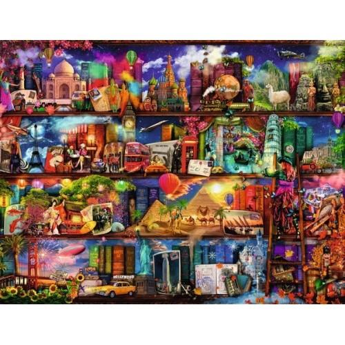 World of Books, Ravensburger puzzle 2000 pc