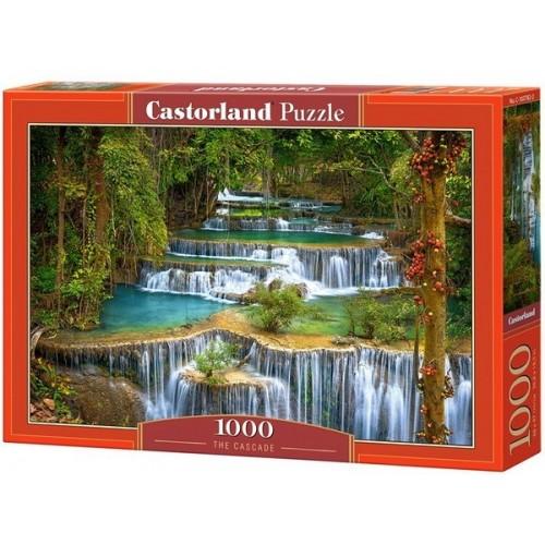 Vízesés, Castorland Puzzle 1000 darabos képkirakó
