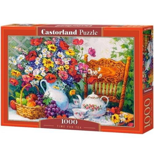 Teadélután, Castorland Puzzle 1000 db