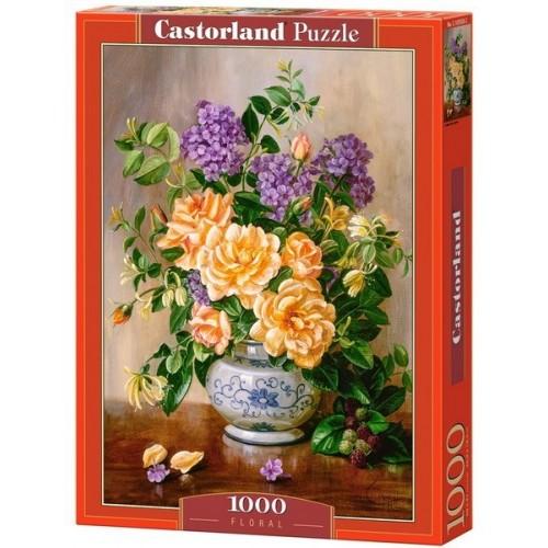 Floral, Castorland Puzzle 1000 pieces
