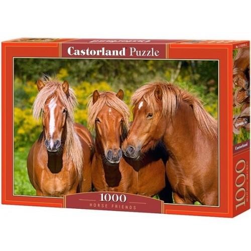 Ló trió, Castorland Puzzle 1000 db