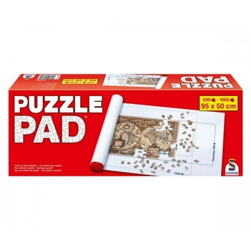 Puzzle pad, Schmidt for 500-1000 pcs puzzle