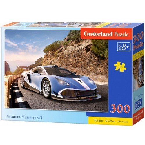 Arrinera Hussarya GT, Castorland Puzzle 300 pcs