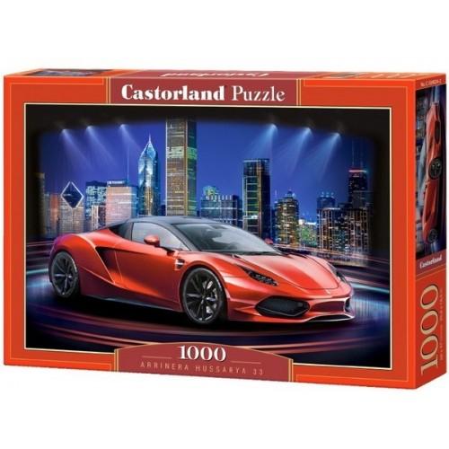 Arrinera Hussarya 33, Castorland Puzzle 1000 pc