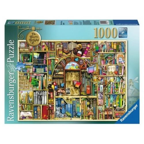 Bizarr könyvesbolt 2, 1000 darabos Ravensburger puzzle