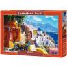 Mediterrán délután, 1000 darabos Castorland Puzzle