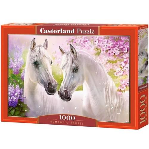 Ló romantika, Castorland Puzzle 1000 darabos képkirakó