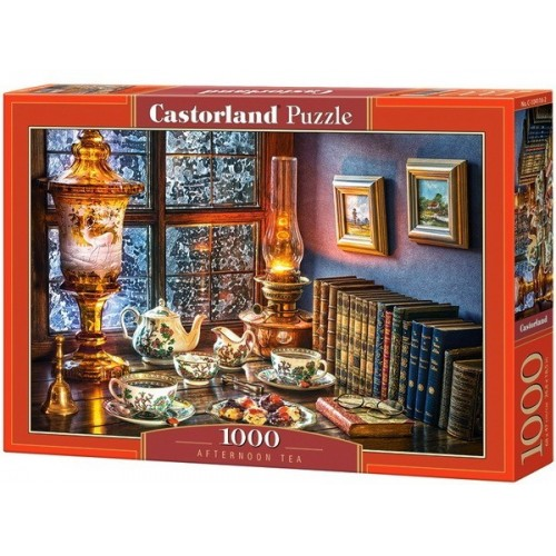 Afternoon Tea, Castorland Puzzle 1000 pc