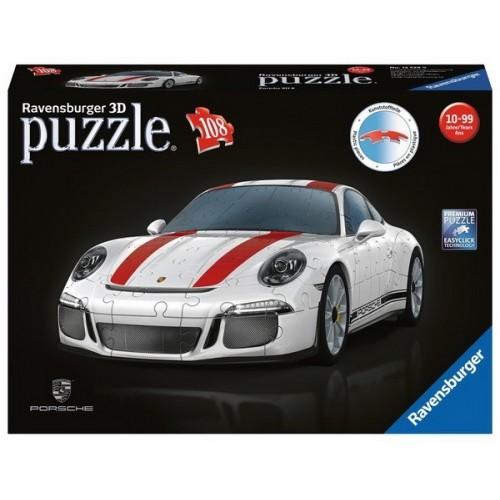 Porsche 911 R, Ravensburger 3D puzzle 108 pc