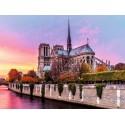 Notre-Dame, Ravensburger Puzzle kirakó 1500 db