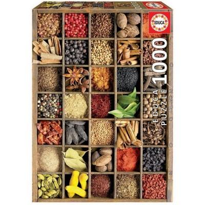 SPICES, Educa Puzzle 1000 pc