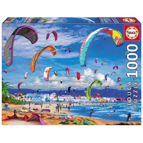 Kitesurfing, 1000 darabos Educa puzzle