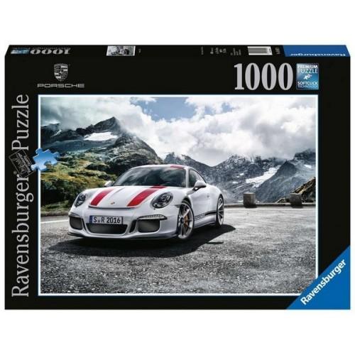 Porsche 911 R, 1000 darabos Ravensburger puzzle