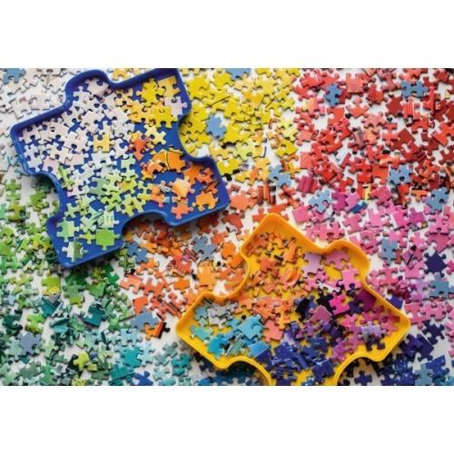 The Puzzler's Palette, Ravensburger Puzzle 1000 pc