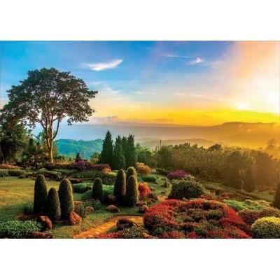 Beautiful garden, Educa Puzzle 1000 pcs