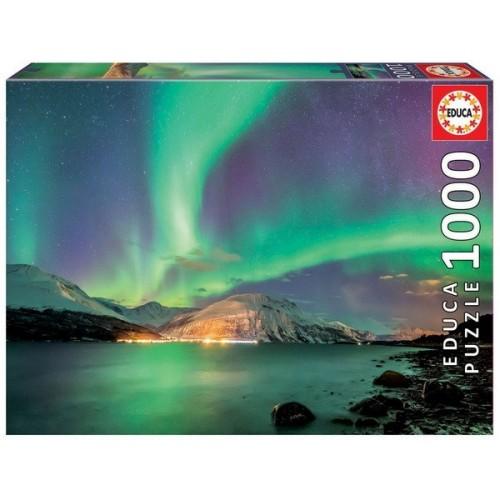 Aurora Borealis, Educa Puzzle 1000 pcs