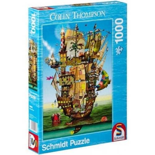 Noé bárkája, 1000 darabos Schmidt puzzle