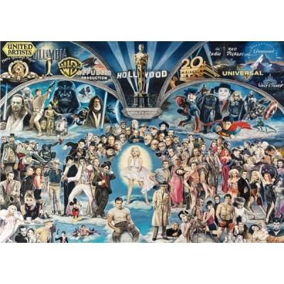 Hollywood - Renato Casaro, Schmidt puzzle, 1000 pcs