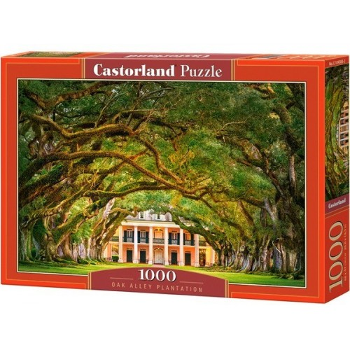 Oak Alley Plantation, Castorland Puzzle 1000 pc