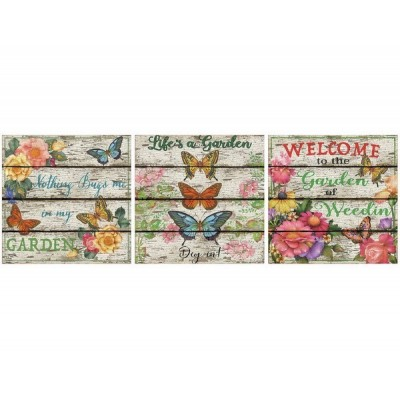 Country Garden, Educa Deco Puzzle 3x500 pcs