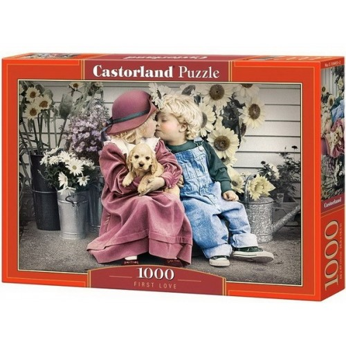 First Love, Castorland Puzzle 1000 pc