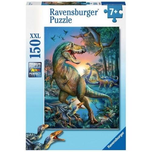 Dinosaurs, Ravensburger Puzzle 150 pcs XXL