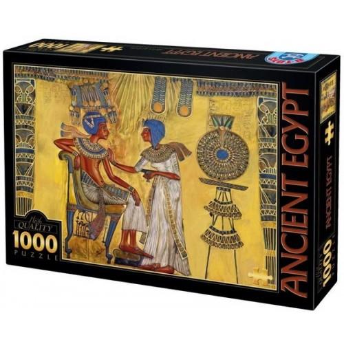 Ókori Egyiptom, D-Toys puzzle 1000 db